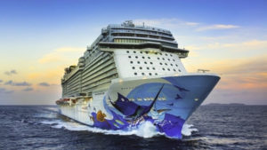 Norwegian Cruise Line's Free at Sea