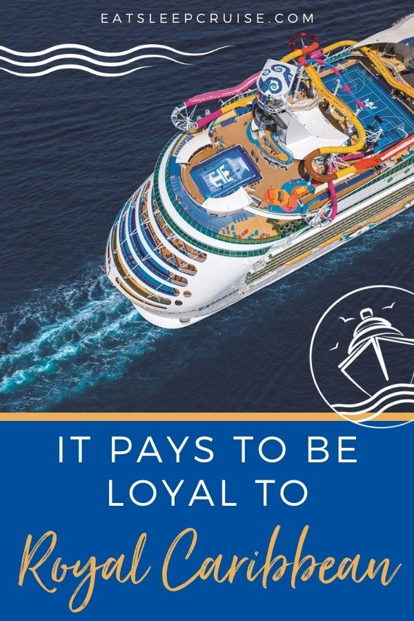 Royal Caribbean Crown and Anchor Society Levels