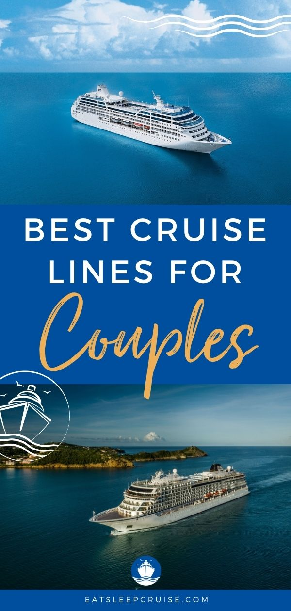 The Best Cruise Lines for Couples