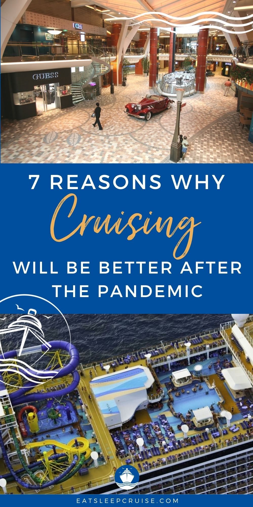 Why Cruising Will be Better After the Pandemic