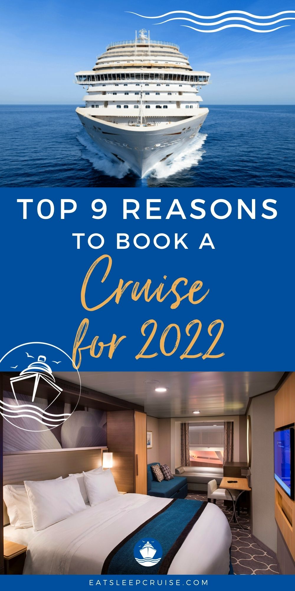 Why You Should Book a Cruise for 2022