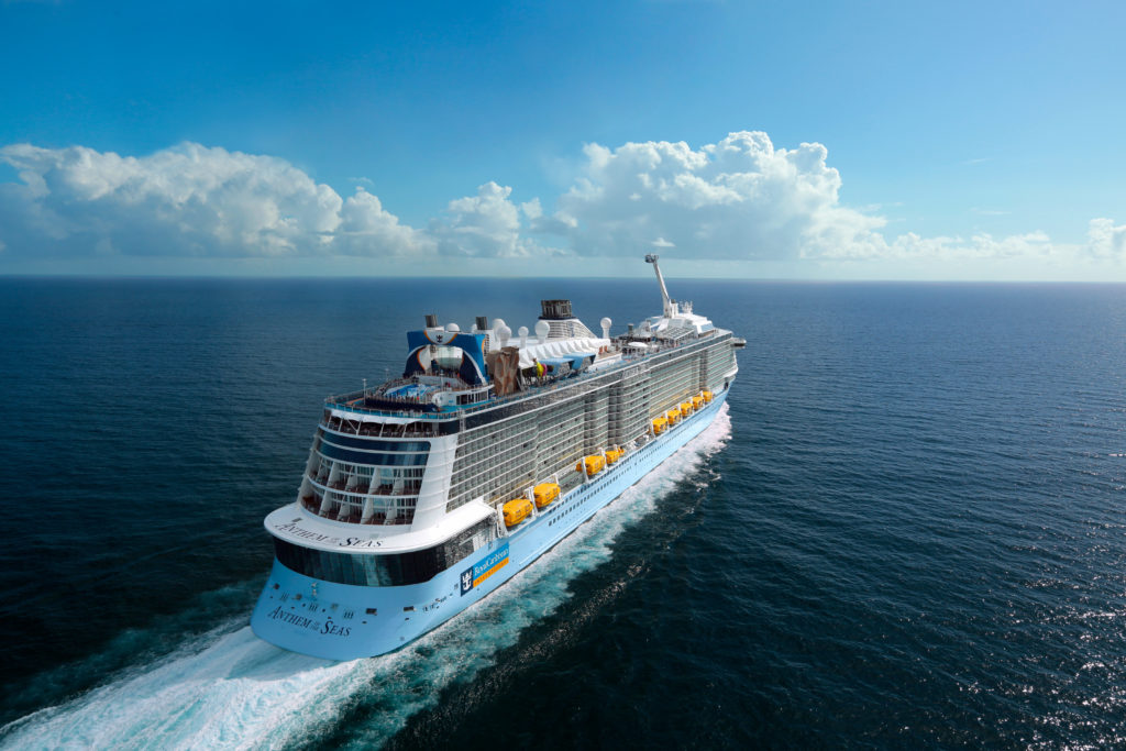 Anthem of the Seas to Sail from the UK This Summer | Eat Sleep Cruise