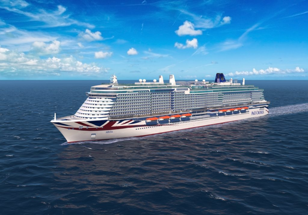 P&O Cruises Arvia to Cruise from the Caribbean | Eat Sleep Cruise