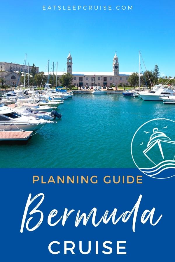 Bermuda Cruise Planning Guide