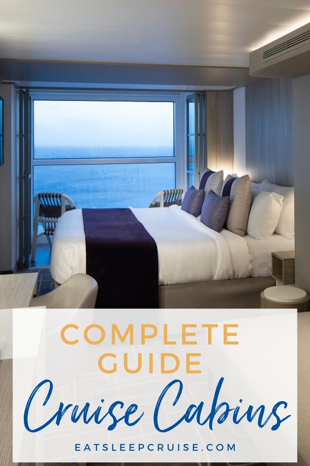 Complete Guide to Cruise Cabins