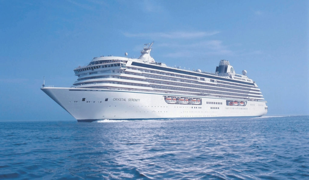 Crystal Cruises Extends Bahamas Escapes Due to Demand