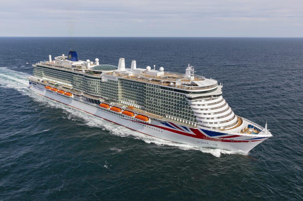 P&O Cruises to Offer Summer UK Getaways