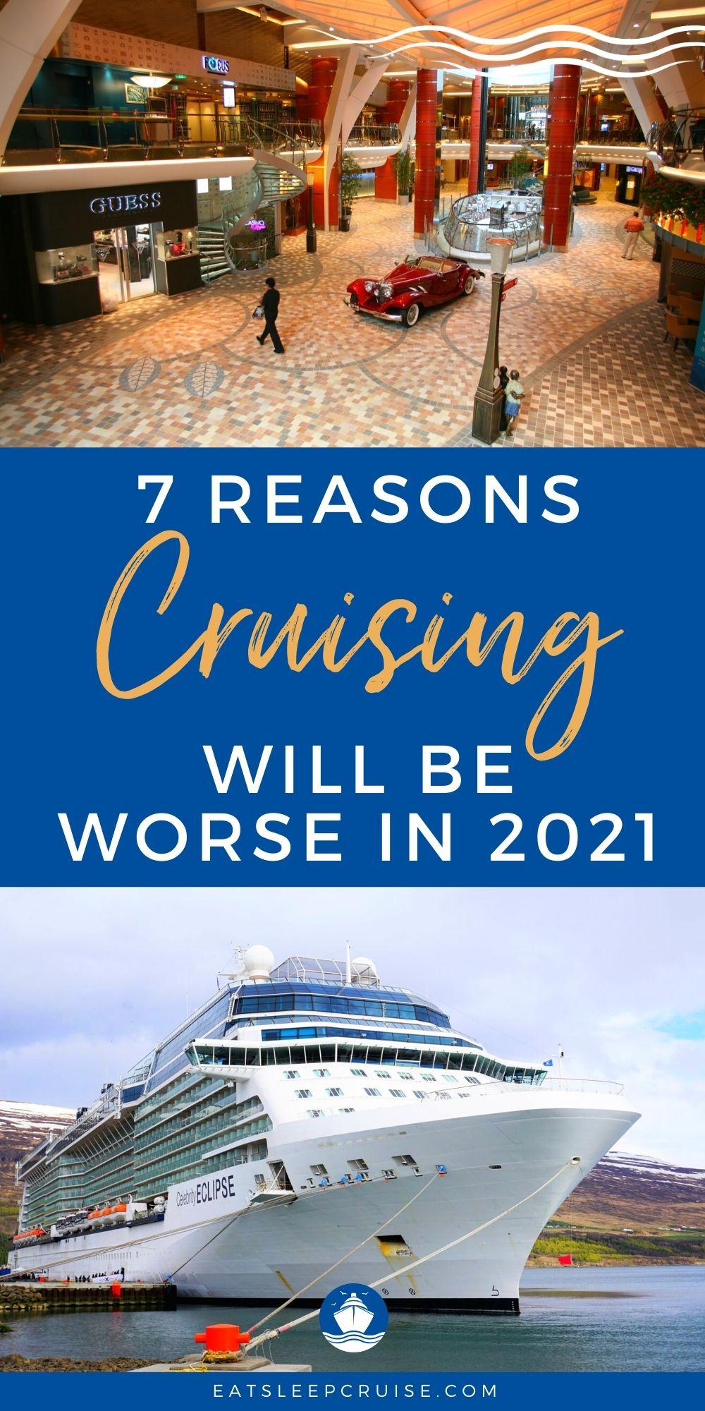 Cruising in 2021