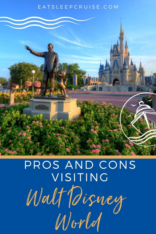 Should You Visit Walt Disney World in 2021