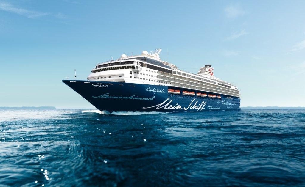 What Cruise Ships Are Sailing Now