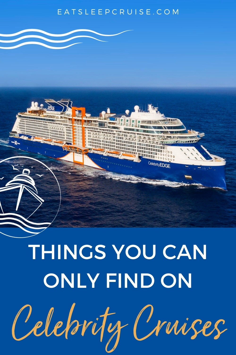 Top Things You Can Only Find on Celebrity Cruises