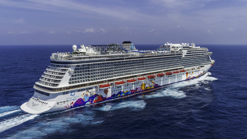 What Cruise Ships Are Sailing Right Now