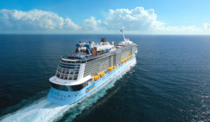 Anthem of the Seas to Sail from the UK This Summer