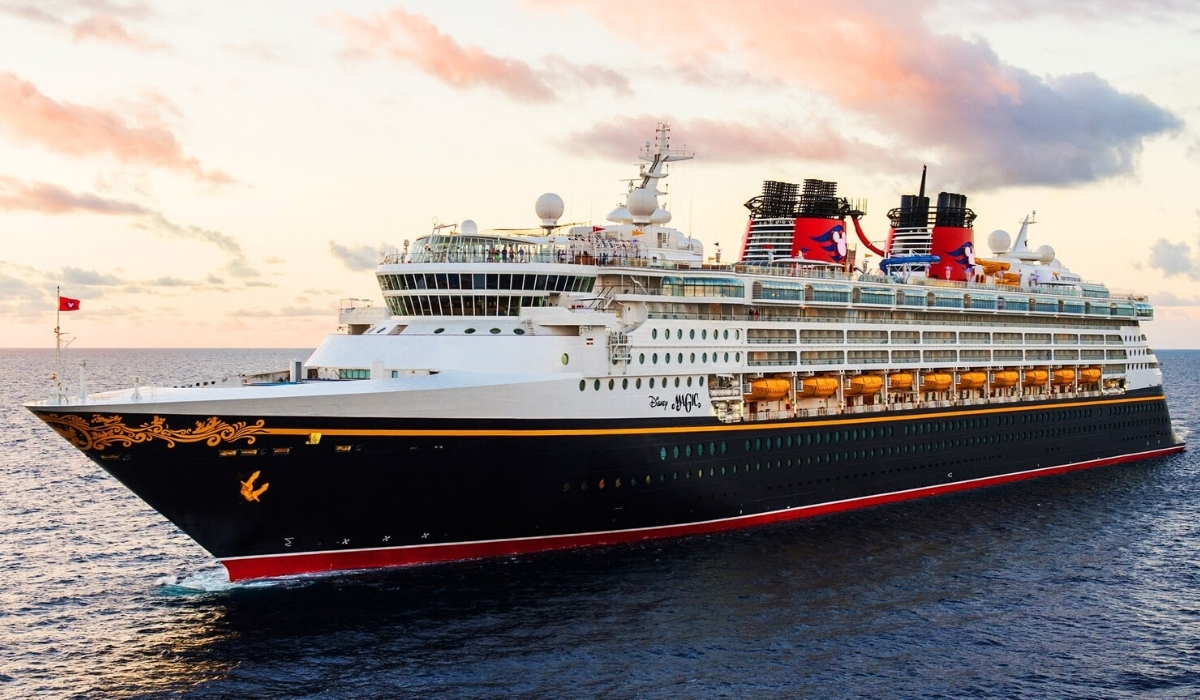 "Disney Cruise Line's Magic at Sea ""Staycations"""