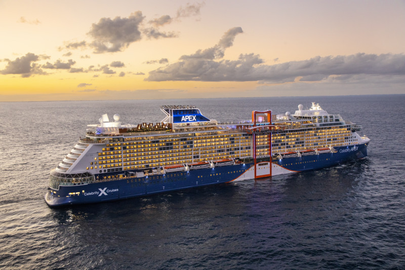 Celebrity Apex to Debut in Greece This Summer | Eat Sleep Cruise