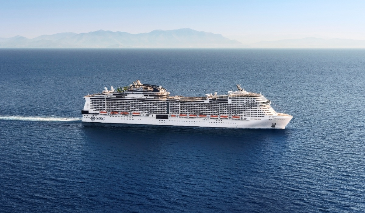 MSC Virtuosa Will Sail in the UK This Summer