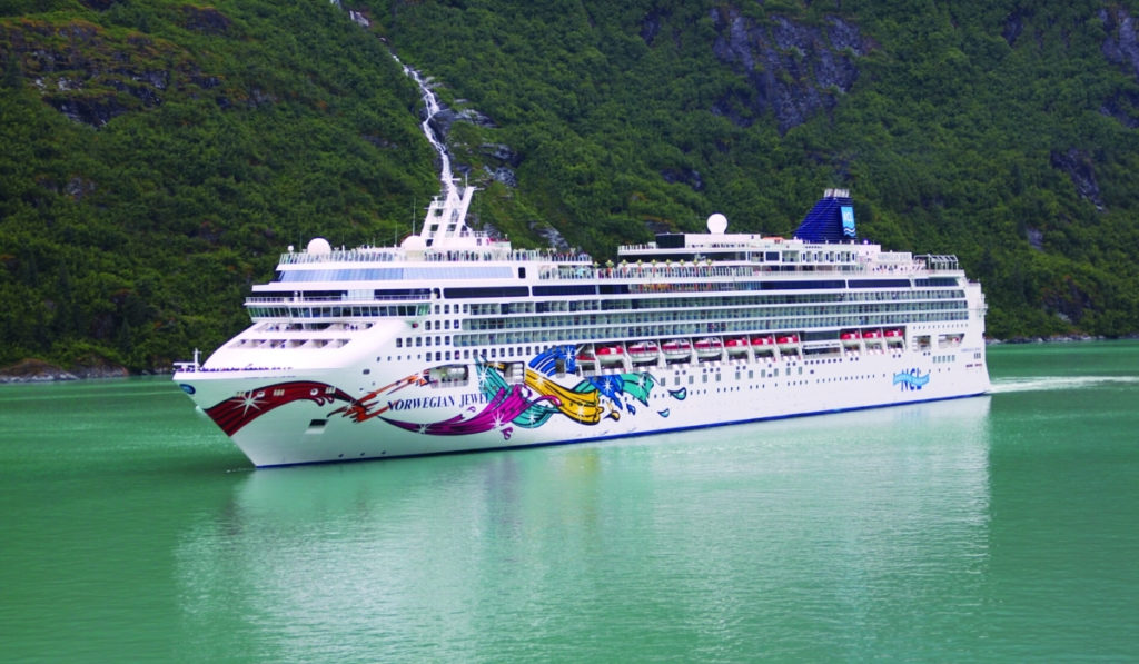 Norwegian Cruise Line ships will sail first