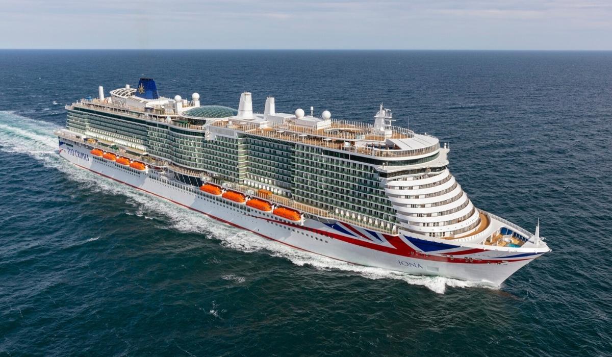 P&O Cruises Celebrates Return to International Travel