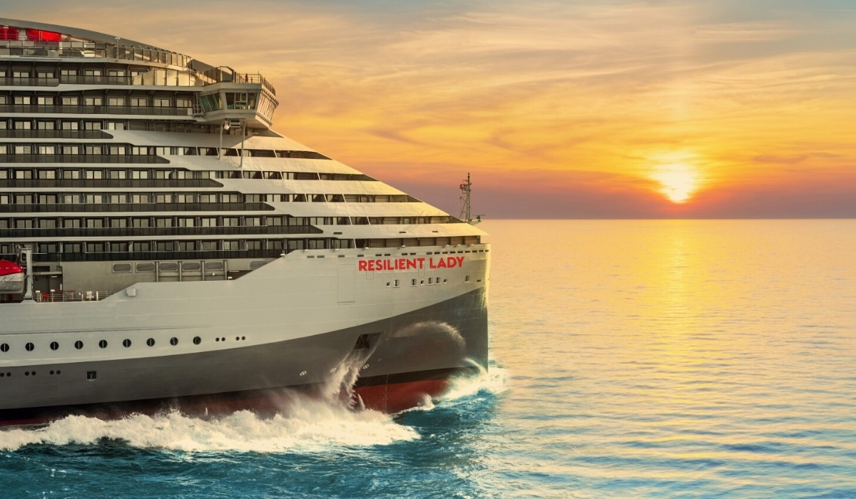 Virgin Voyages Announces Name of Third Ship