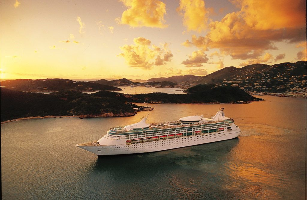 Rhapsody of the Seas to Homeport in Barbados