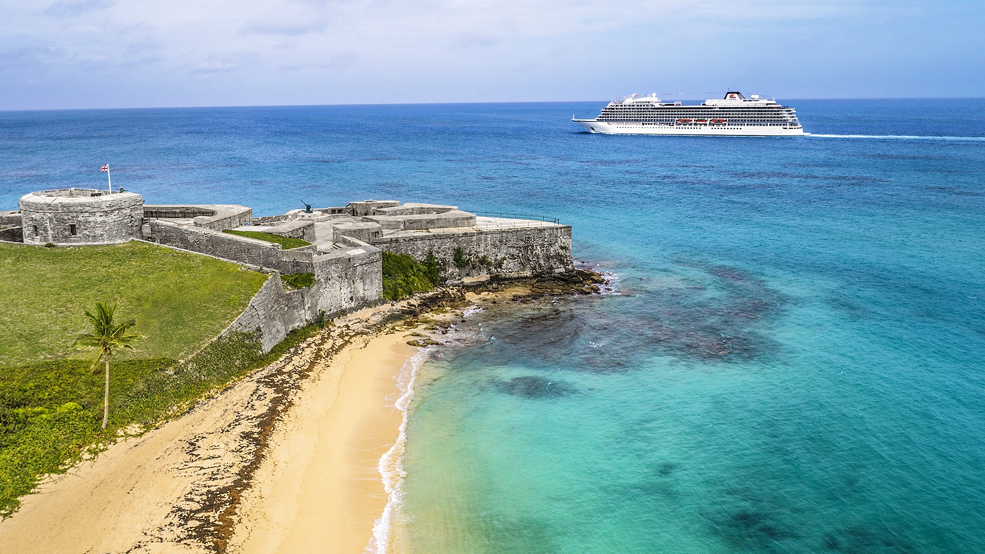 Viking Continues Restart With New Bermuda and Iceland Voyages
