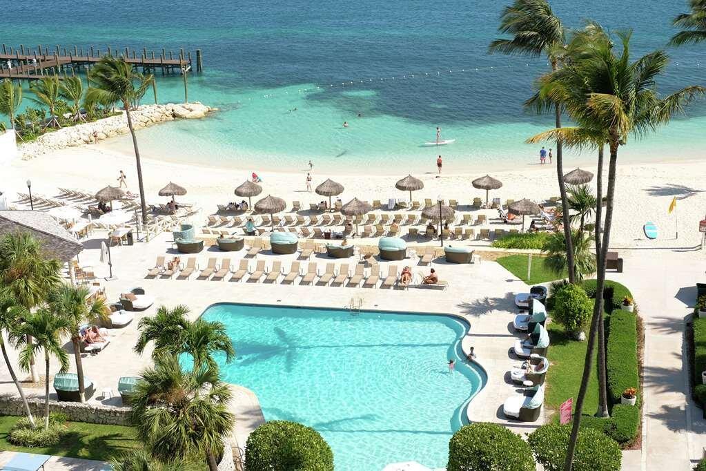Pool at British Colonial Nassau