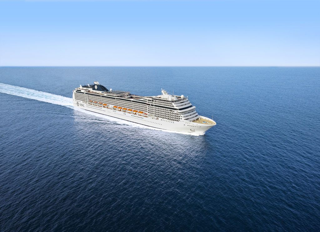 MSC Cruises New Itinerary in the Red Sea