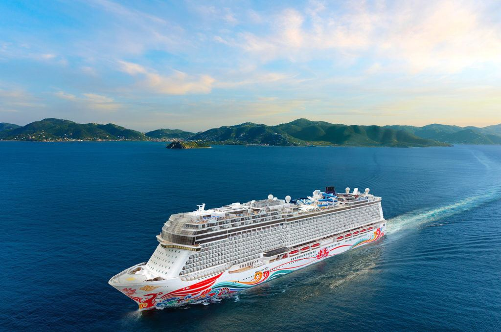 Norwegian Cruise Line to Sail Three Ships Outside U.S. This Summer