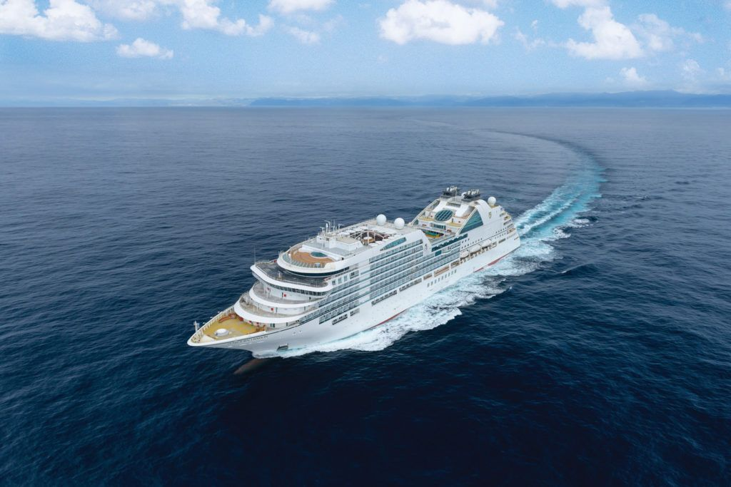 Seabourn to Cruise From Greece Starting in July