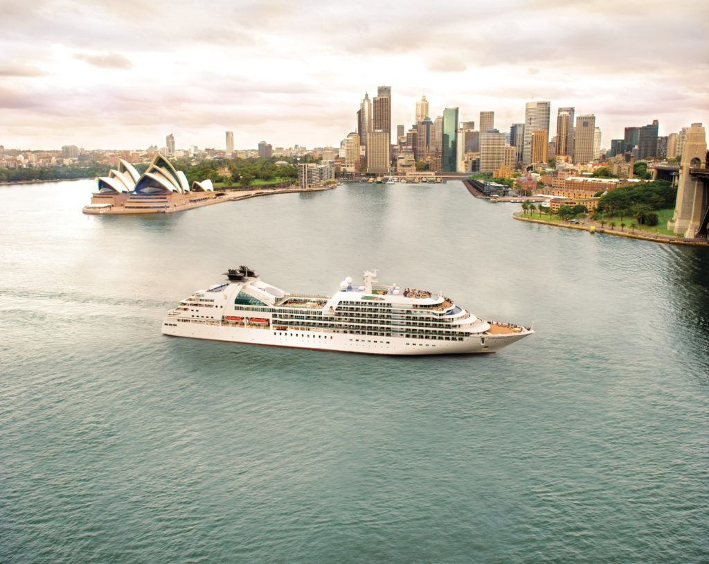 Seabourn Reveals Fall, Winter & Spring 2022-2023 Voyages