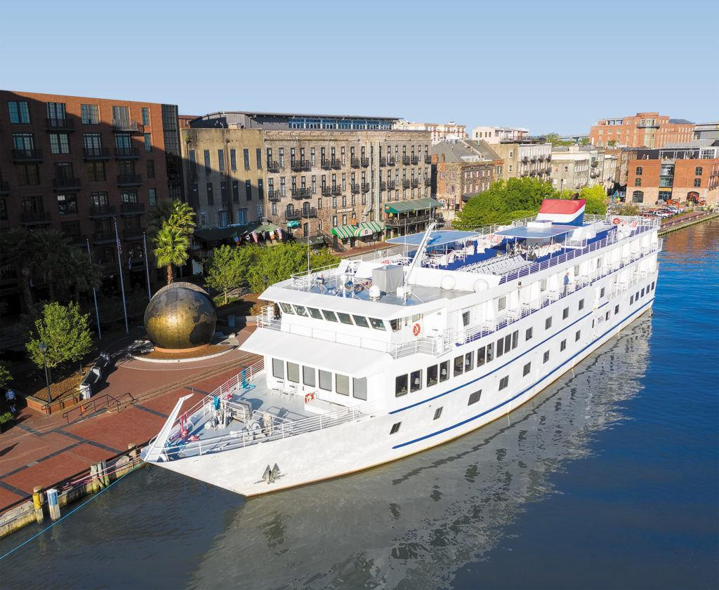American Cruise Lines Resumes U.S. Cruises | Eat Sleep Cruise