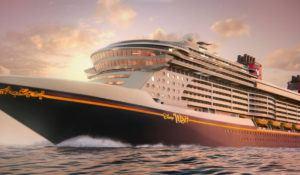 Disney Teases Design Details for Disney Wish