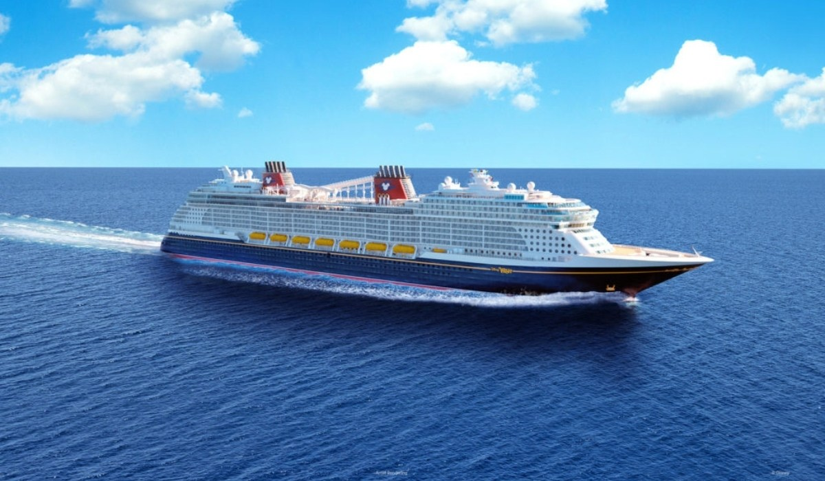 Disney Wish Cruise Ship Reveal
