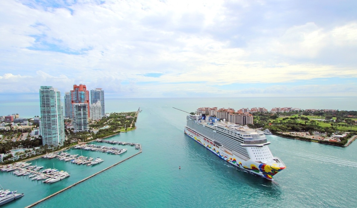 Norwegian Cruise Line Holdings Submits Plan to CDC