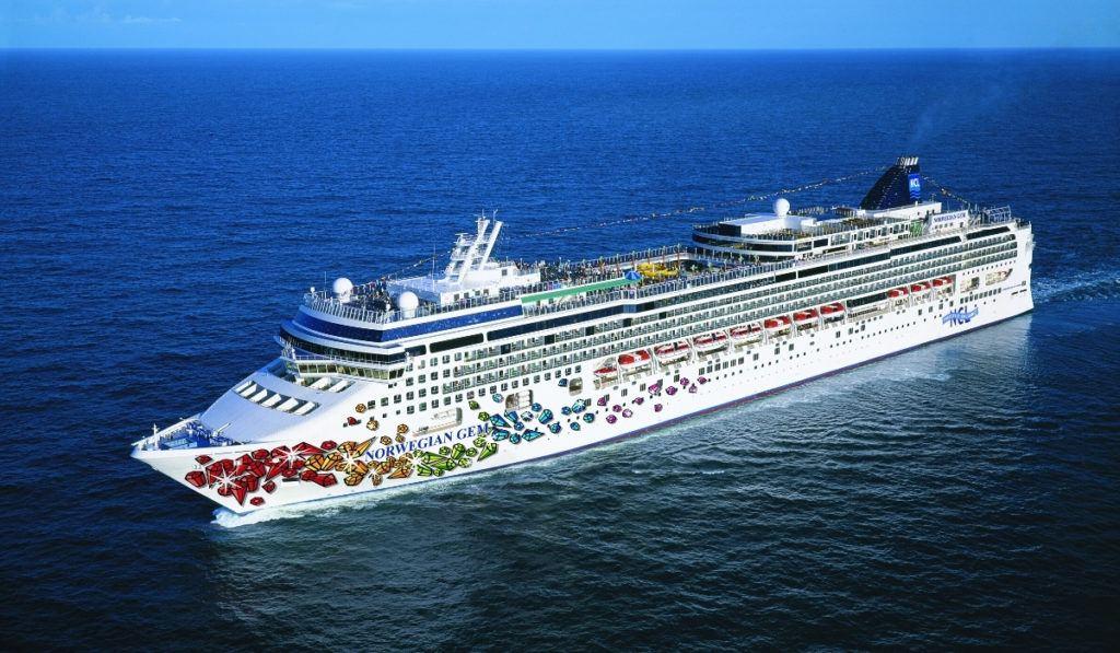 Norwegian Cruise Line to Sail Three Ships