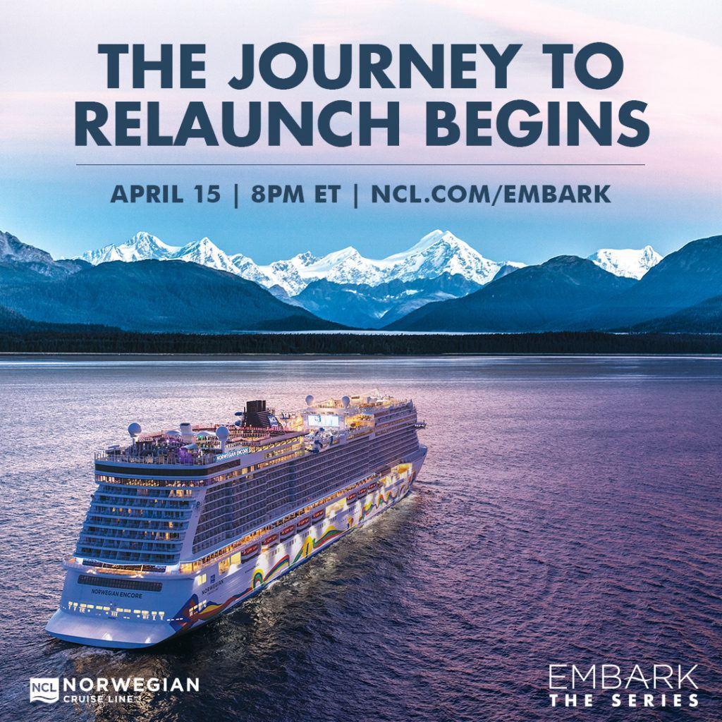 Norwegian Cruise Line Premieres New Docuseries Tonight | Eat Sleep Cruise