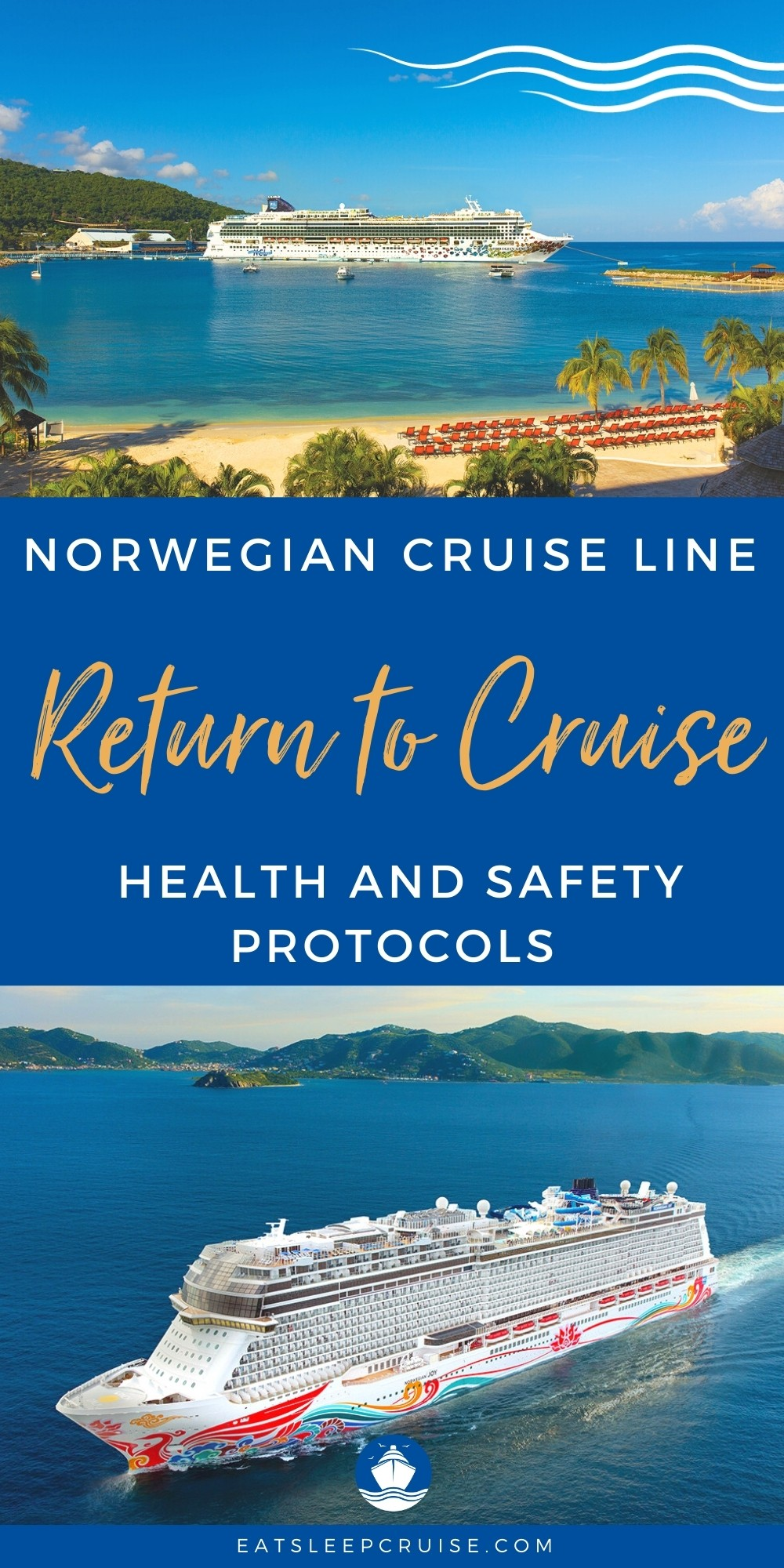 NCL return to cruise