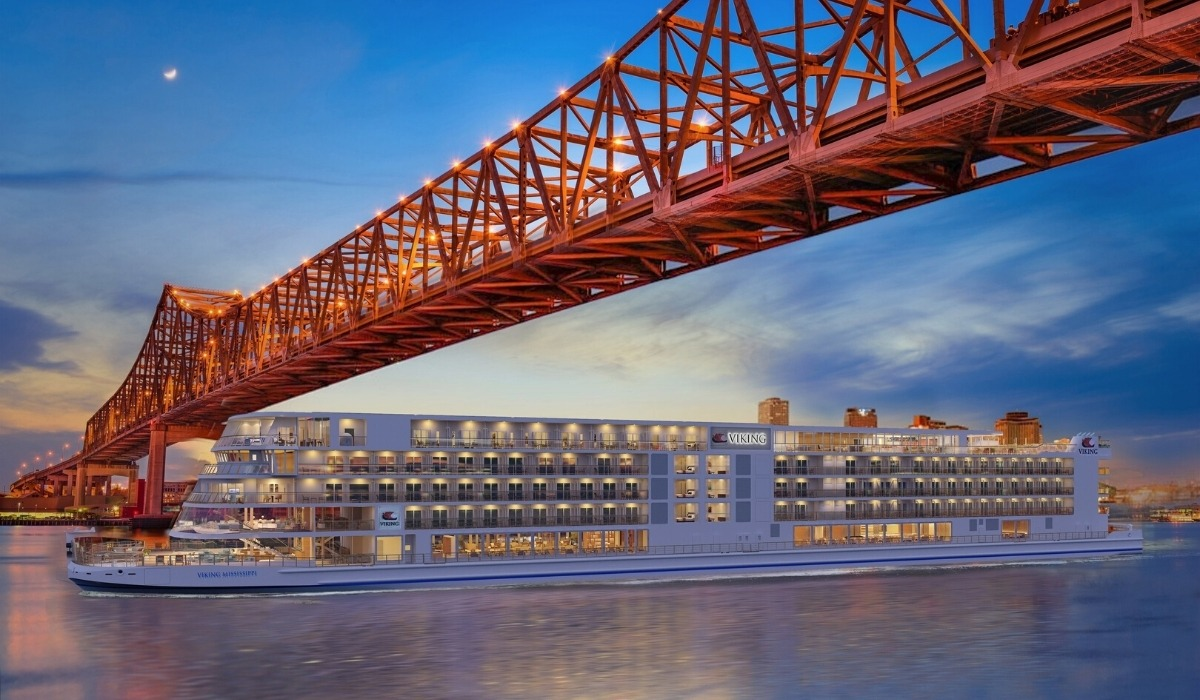 Viking Adds Additional Mississippi River Cruises Due to Strong Demand