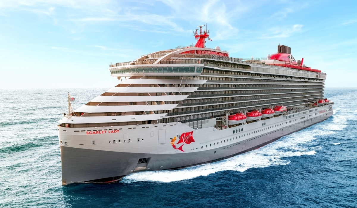 Virgin Voyages Further Postpones Sailings on Scarlet Lady