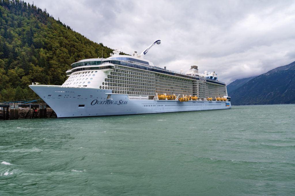 Royal Caribbean to Sail 2 Ships from Alaska This Summer
