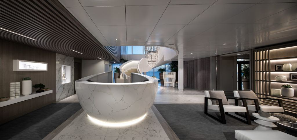 Celebrity Cruises Unveils Details of the Spa on Celebrity Beyond