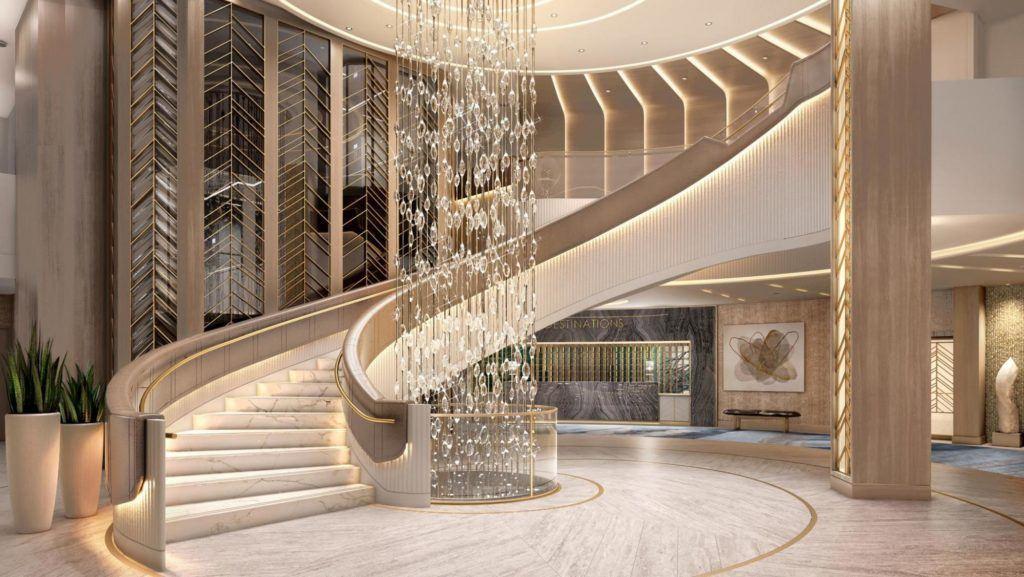 Oceania Cruises Unveils Vista Signature Spaces | Eat Sleep Cruise