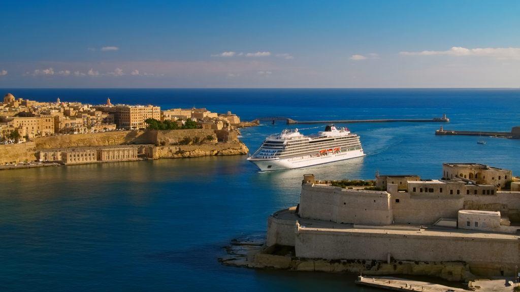 Viking to Cruise from Malta This Summer   Eat Sleep Cruise
