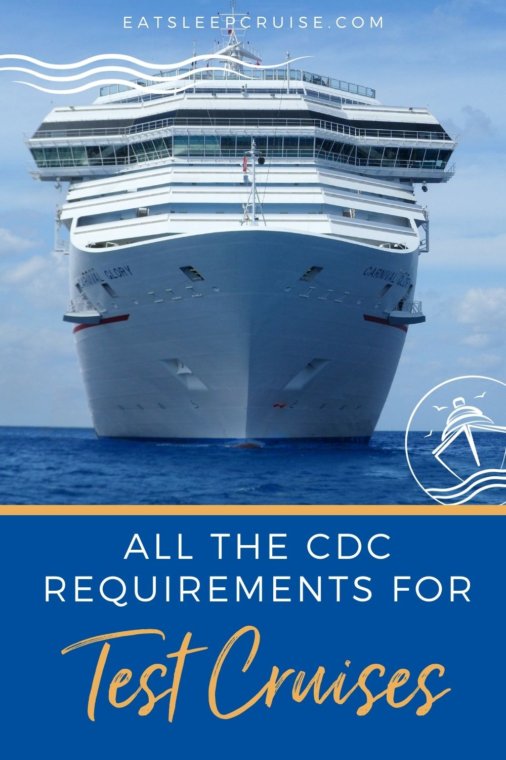 CDC Announces details of simulated voyages