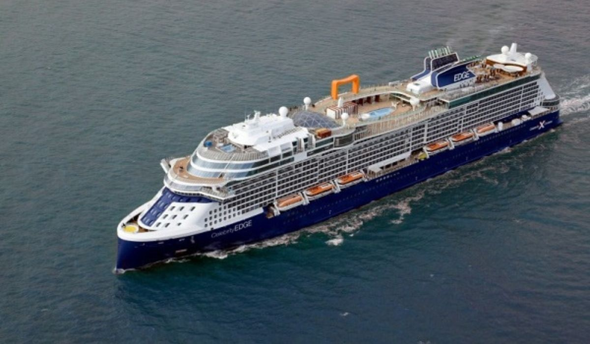 Celebrity Edge Will Be the First Cruise Ship to Sail from the U.S. in June