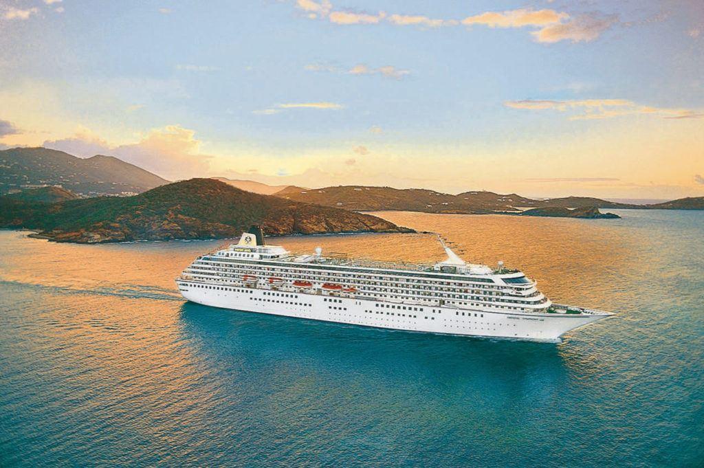 Crystal Cruises from St. Maarten