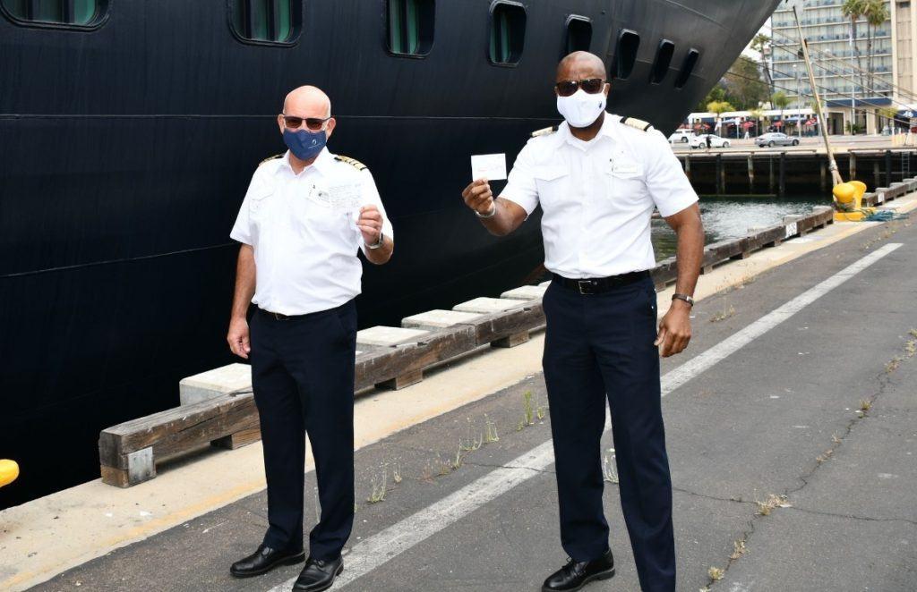 Holland America Crew Get Vaccinated | Eat Sleep Cruise