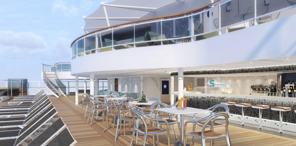 MSC Seashore Dining and Restaurants