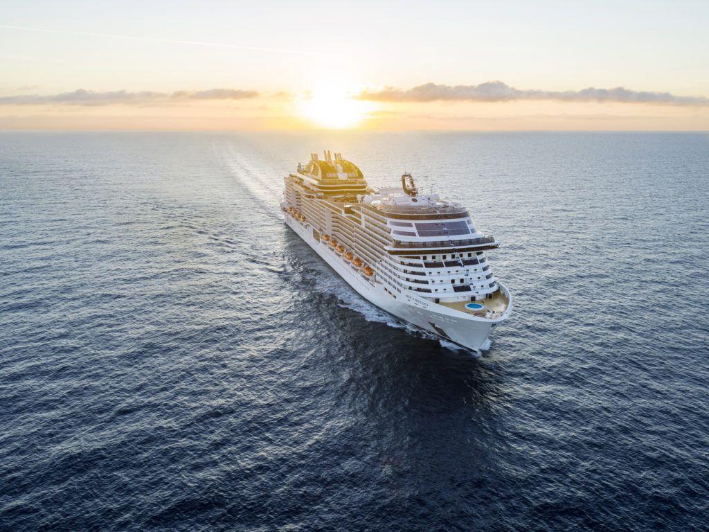 MSC Virtuosa Resumes Cruising in UK Today | Eat Sleep Cruise