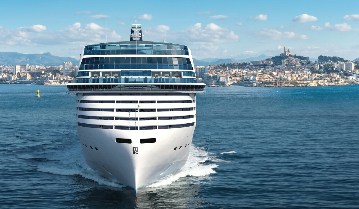MSC World Europa Opens for Sales